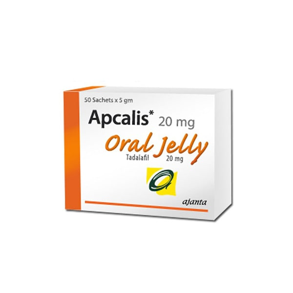 Buy Apcalis Oral Jelly