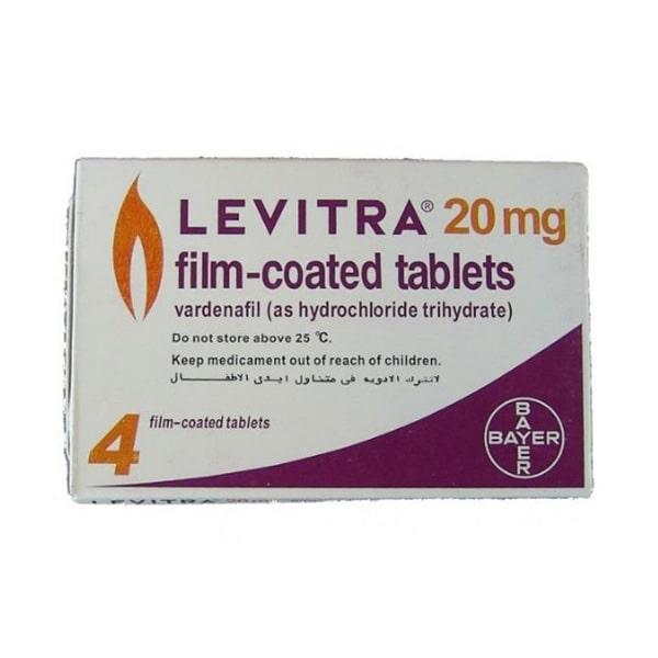 Levitra y cialis